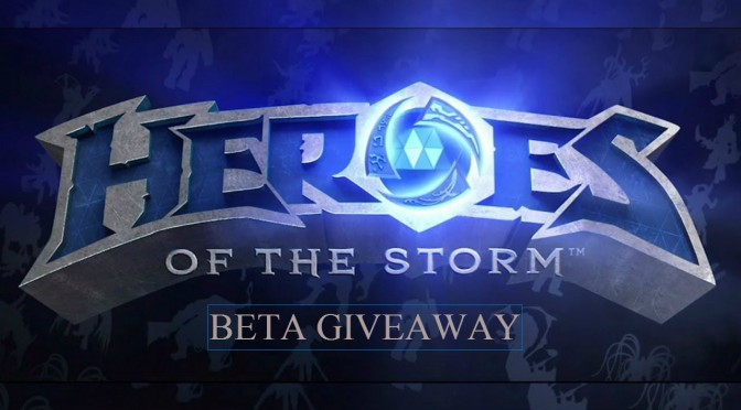 Heroes of the Storm Beta Keys